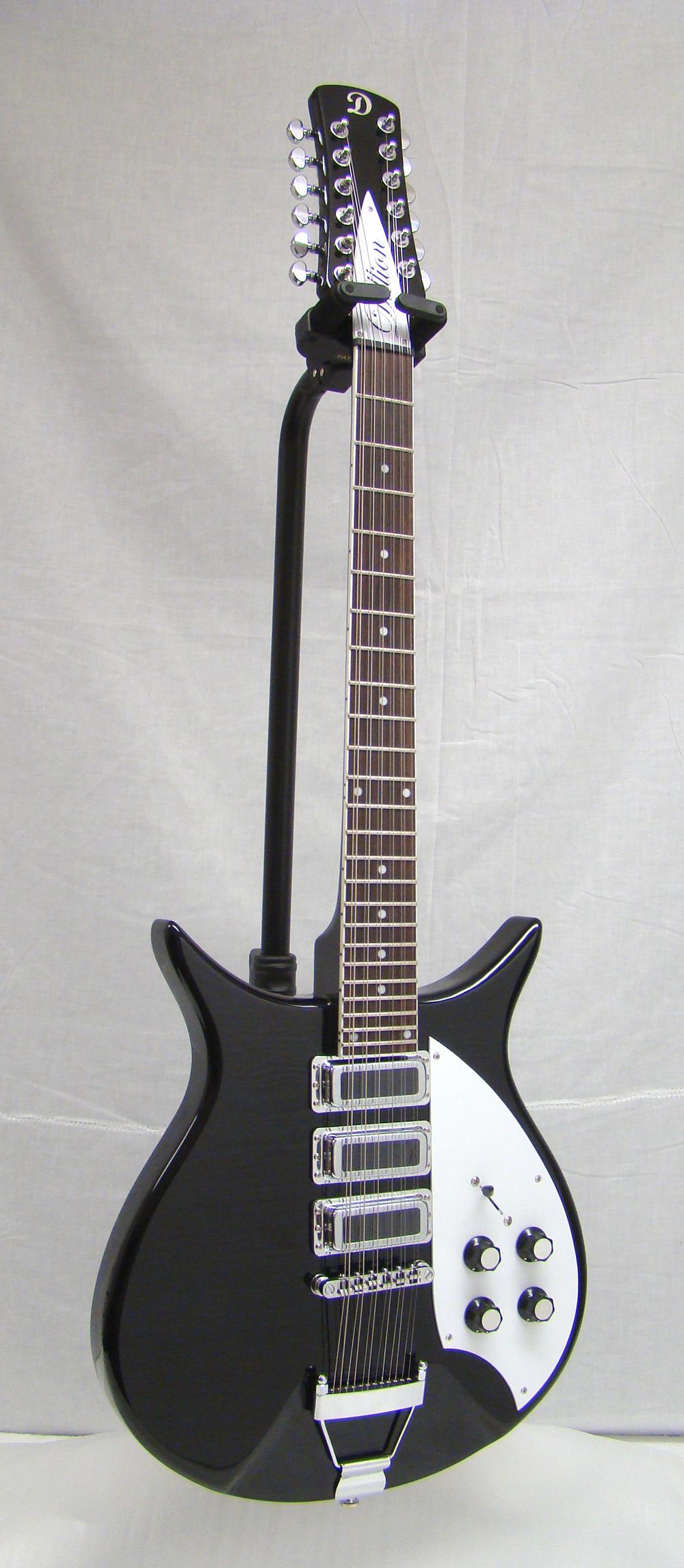 guitare electrique kendrix
