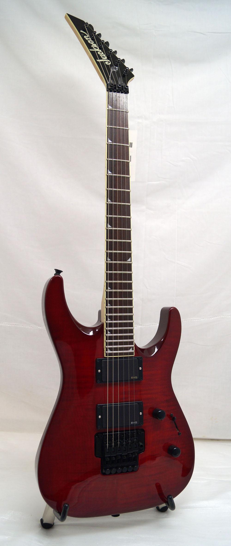 new old stock jackson dkmg dinky electric guitar emg 81 85 pus ebay. Black Bedroom Furniture Sets. Home Design Ideas
